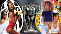 Βίντεο με τις sexy WAGs των δύο φιναλίστ του Champions League