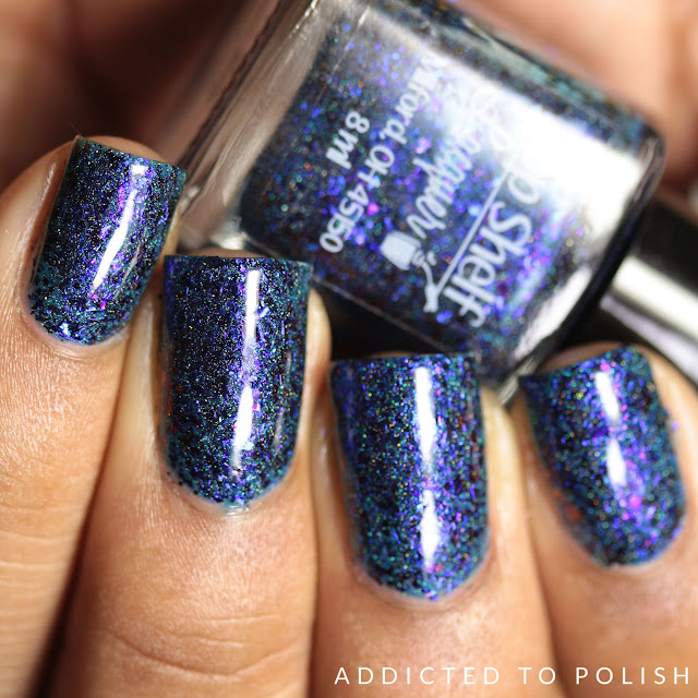 Top Shelf Lacquer Blue Bell Cocktail