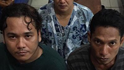 Irfan Hidayat Diamankan Tim Opsnal Polsek Mandau Terkait Penyalahgunaan Narkoba