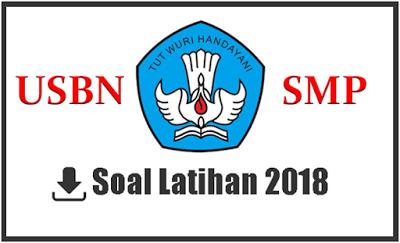 Soal USBN PAI SMP 2017/2018 dan Pembahasannya