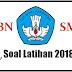 Contoh Soal USBN PAI SMP 2017/2018 Kurikulum 2013 dan KTSP & Kunci Jawaban