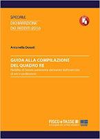 Guida alla compilazione del Quadro RE: Reddito di lavoro autonomo derivante dall'esercizio di arti e professioni