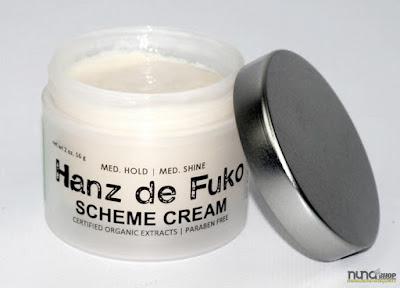 Hanz De Fuko Scheme Cream 2 oz