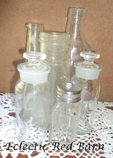 bottles for creating Halloween Potions
