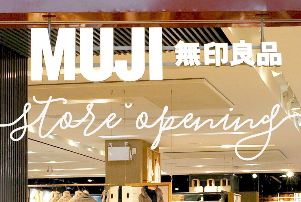 MUJI Yorkdale Shopping Centre Store Opening