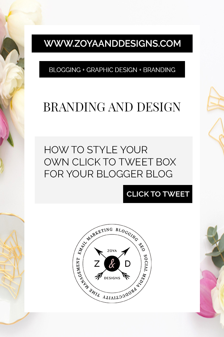diy click to tweet box from html and css