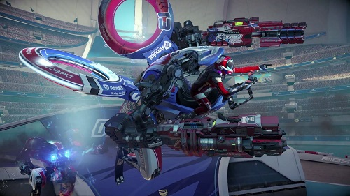 RIGS Mechanized Combat League Gameplay