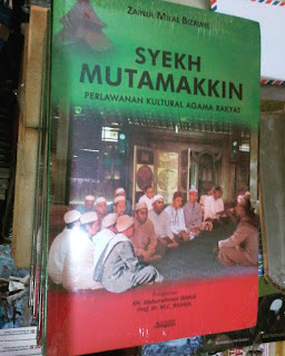Buku Syaikh Mutamakkin Toko Buku Aswaja surabaya