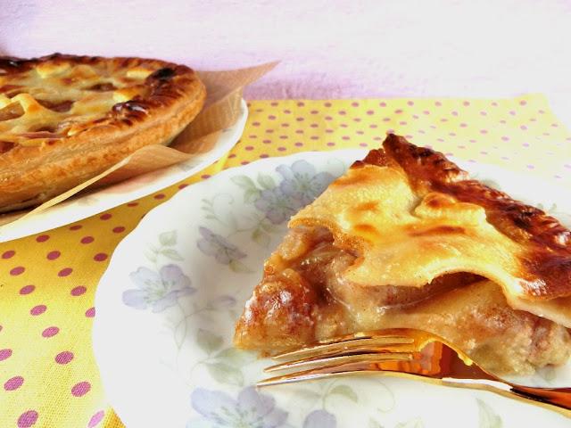 冷凍パイシート&トースターで甘くておいしいアーモンドクリームパイの作り方