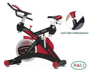Xe đạp tập thể dục cao cấp RS