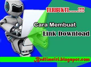 Cara Membuat Link Download Di Bloger Sendiri