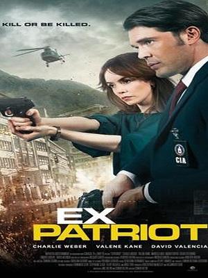 ExPatriot (2017) Movie Download English 720p WEB-DL
