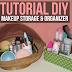 Tutorial DIY Makeup Storage & Organizer dengan 3 Langkah Praktis!