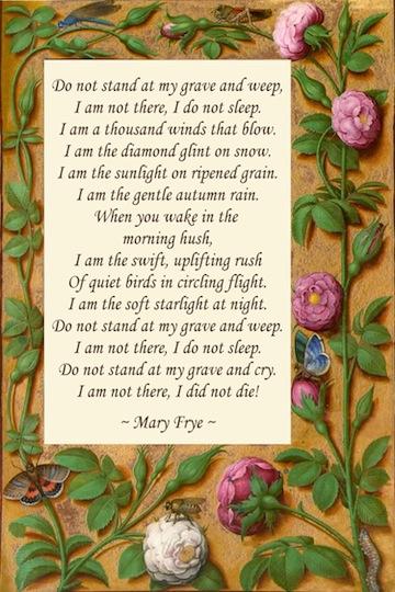 Irish Poems About Death 5