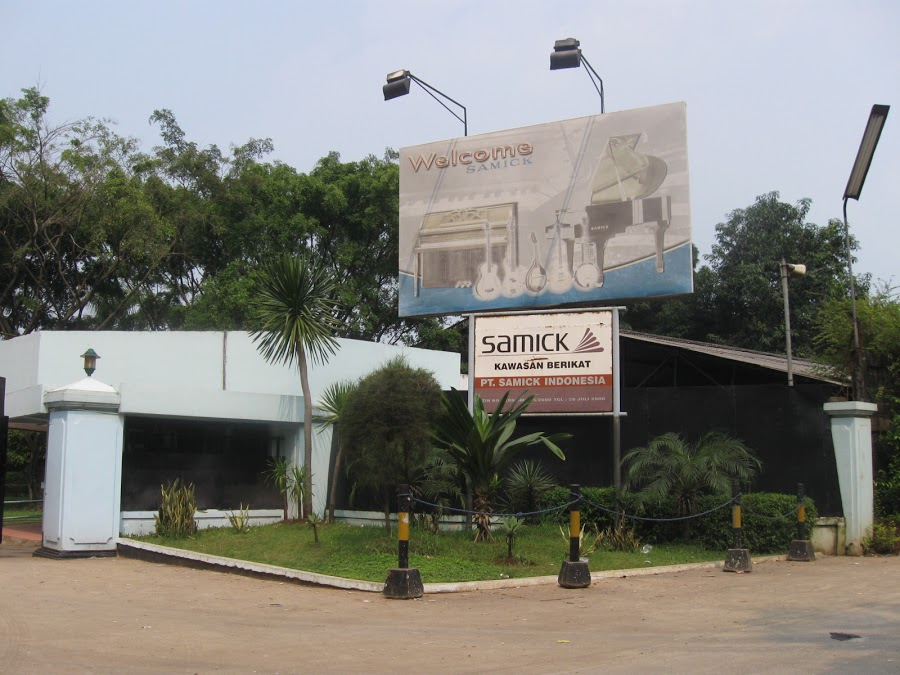 Lowongan Kerja SMA/SMK di PT Samick Indonesia