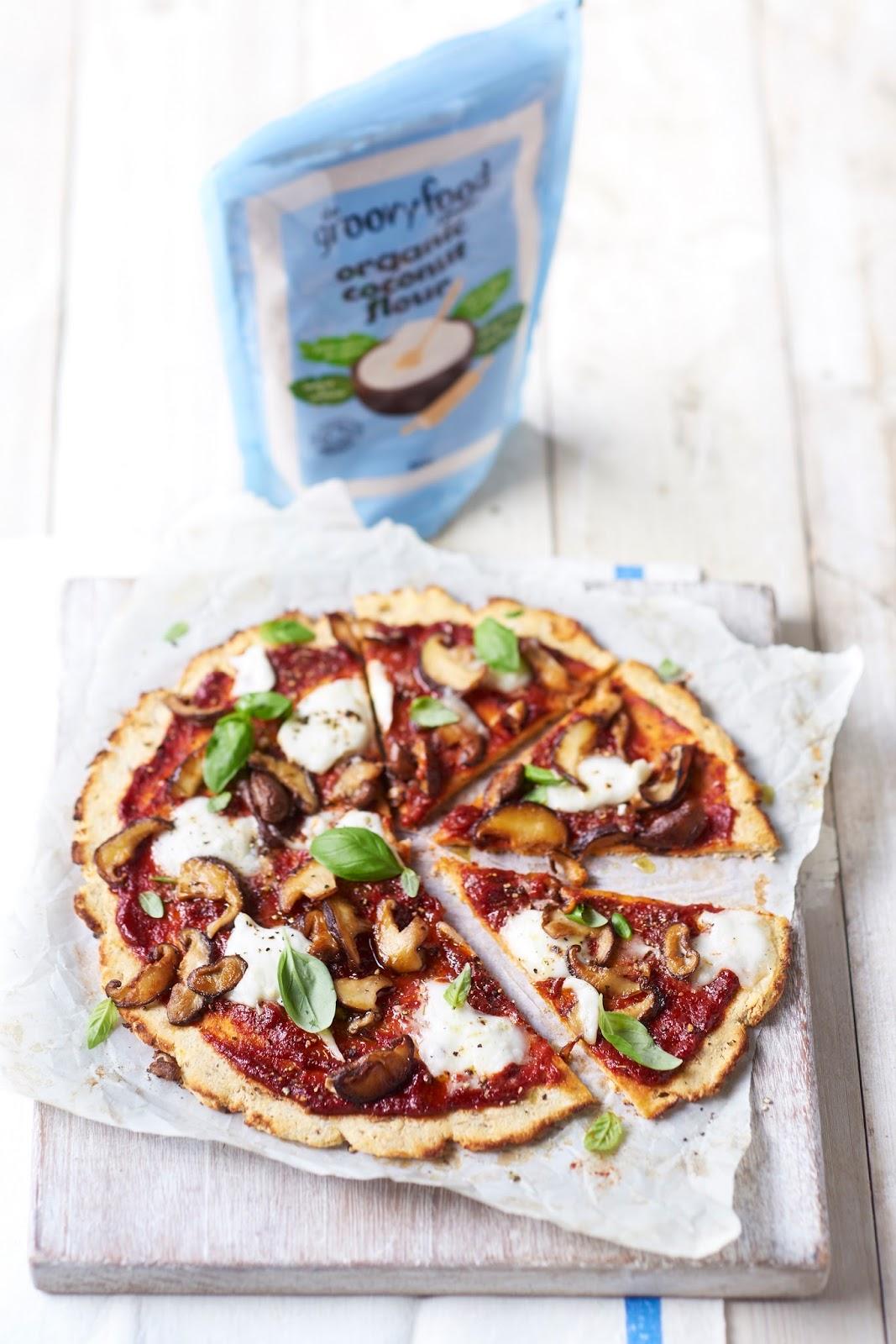 How To Make Lisa Roukin's Grain Free Plantain Pizza