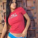 Selena Spice Camiseta Roja Foto 11