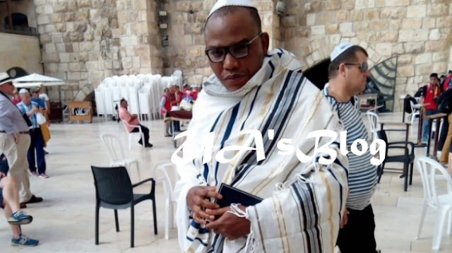 South-East Group Vows To 'Physically Deliver' Nnamdi Kanu To Police If He Ever Enters Nigeria