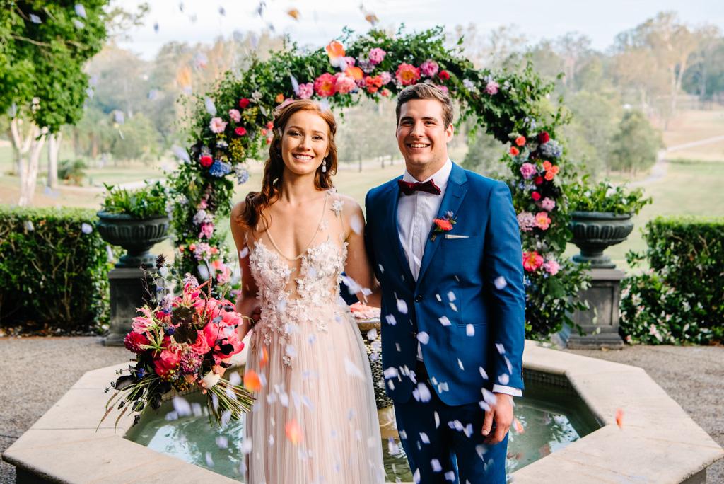 WHEN FREDDIE MET LILLY WE ARE TWINE BRISBANE WEDDINGS PHOTOGRAPHY FLORALS WEDDING GOWN