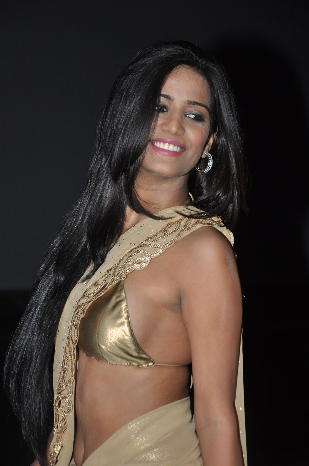 Poonam Pandey First Time In Saree - Hd Group Sex-8527