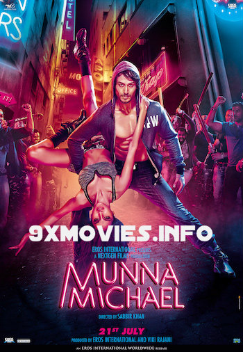 Munna Michael 2017 Hindi 720p HDRip 1GB