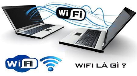 Khái niệm Wifi là gì