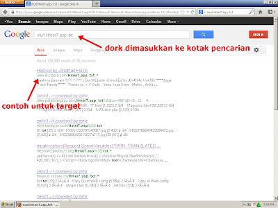 Cara deface dengan webdav