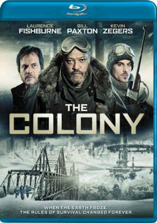 The Colony 2013 BluRay 700MB Hindi Dubbed Dual Audio 720p Watch Online Full Movie Download bolly4u