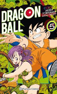 Dragon Ball color 6