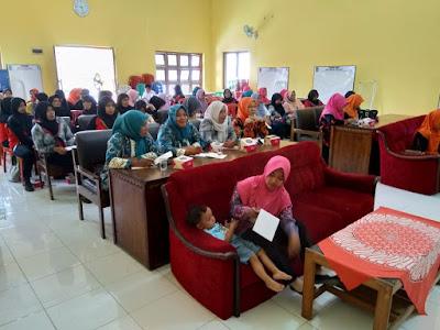 Penyelenggaraan Program Kegiatan Hidup Bersih dan Sehat Desa Pananjung