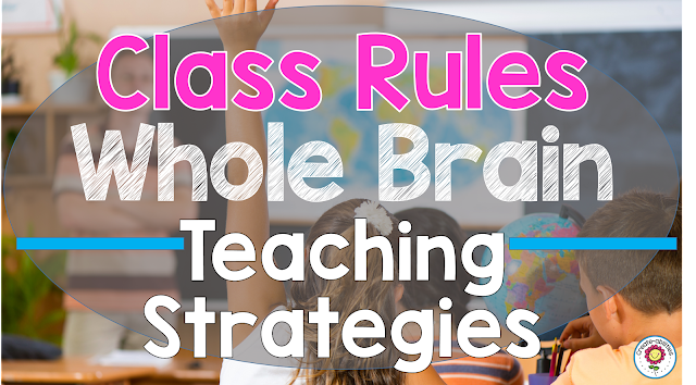 Whole Brain Teaching Class Rules
