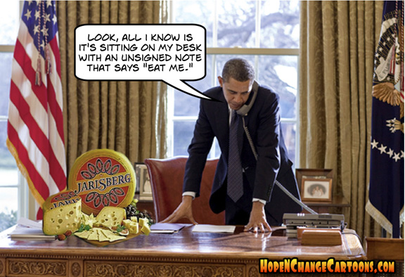 obama jokes, obama, desk, jarlsberg, stilton jarlsberg, hope and change, second term, conservative