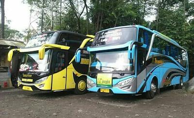 Sewa Bus Jogja Seat 52