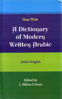Arabic-English Dictionary : Hans Wehr,J.Milton Cowan Download Dictionary Book