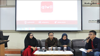 Soft launching aplikasi antrian online