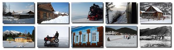 Bernard Grua photos du lac Baikal et des envisrons, en hiver - Agoravox
