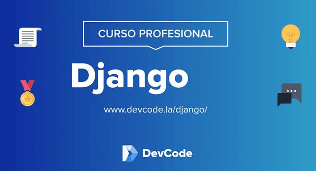Curso de Django (DevCode)