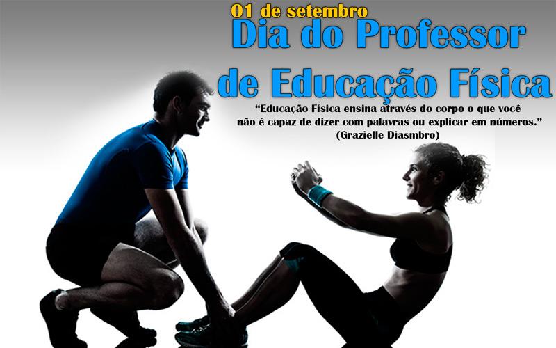 Dia do Professor de Educação Física – Foto: Reprodução/S1 Notícias