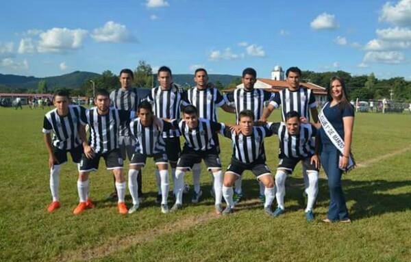 En Paraguarí empezó la emoción del Fútbol