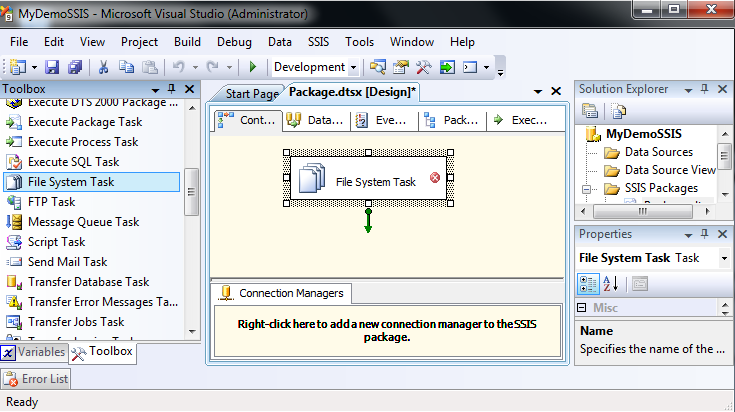 exact help copy a file in file system task in ssis by examples