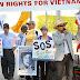 San Jose: Biểu tình lần 21 đồng hành với quốc nội chống VC