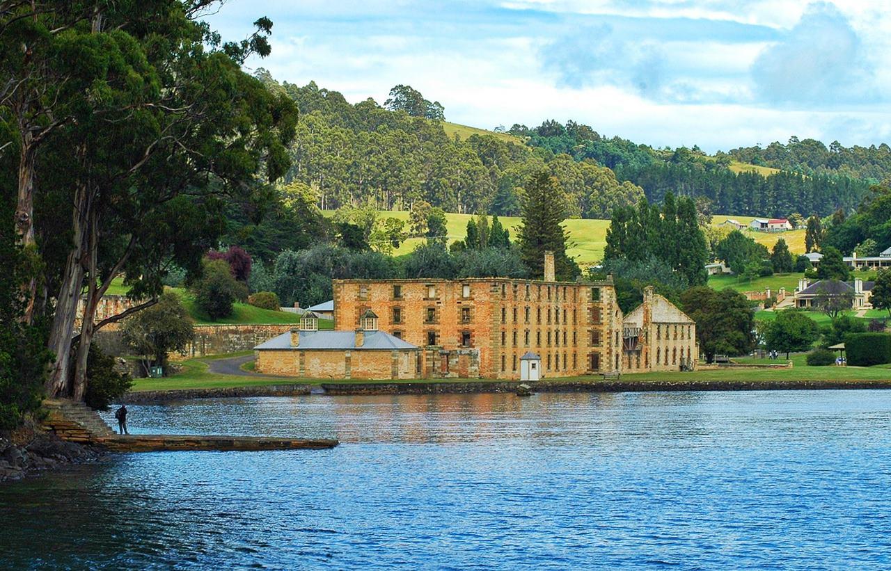 塔斯馬尼亞-景點-推薦-亞瑟港-自由行-旅遊-澳洲-Tasmania-Tourist-Attraction-Port-Arthur-travel-australia