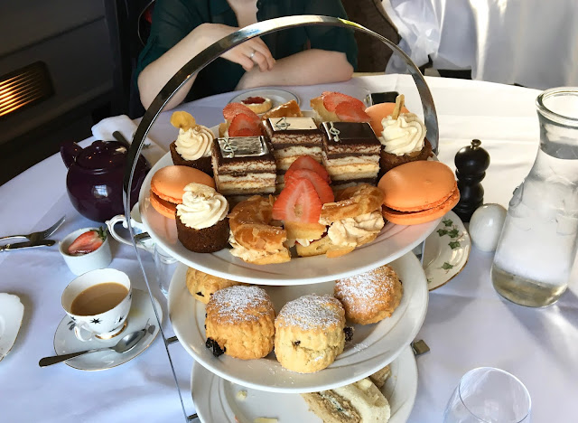 Afternoon Tea, The Brierley, Acklam Hall - Middlesbrough - Teesside