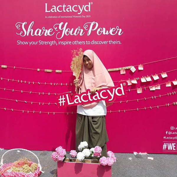 Menginspirasi Para Perempuan dengan Share Your Power bersama Lactacyd