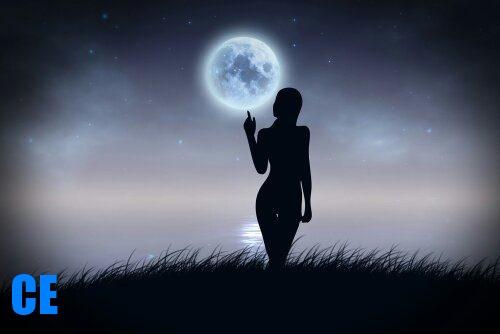 A Divindade Atrás dos Ciclos da Lua das Mulheres