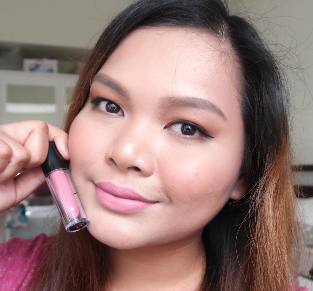 97ae2f43b6c4 Kris Aquino X Ever Bilena Matte Liquid Lipstick: Swatch and review ...
