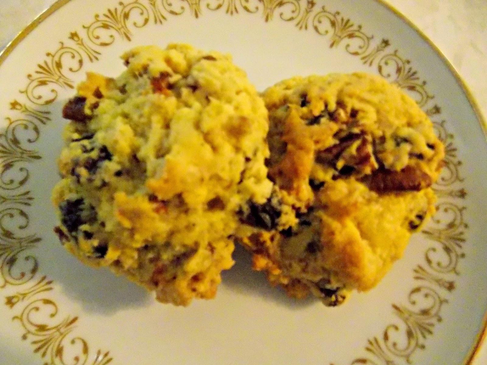 Oatmeal Cookies Using Yellow Cake Mix