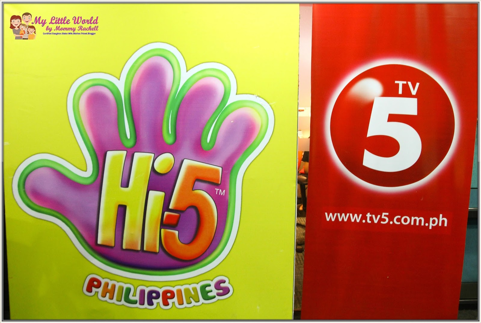 Watch Out for Hi-5 Philippines! | My Little World by Mommy Rackell