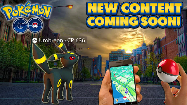 We've just Learned Some Interesting Features that's Coming to Pokemon GO Soon