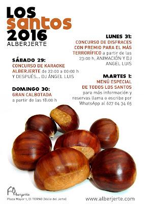 Todos los Santos 2016